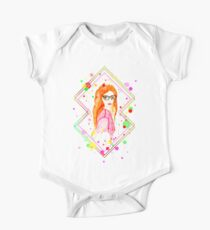 Red head girl with glasses  Kids Clothes