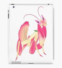 Orchid Mantis iPad Case/Skin