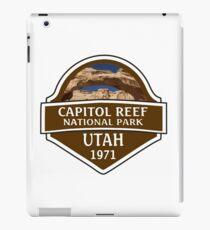 Capitol Reef National Park Utah Window Sticker iPad Case/Skin