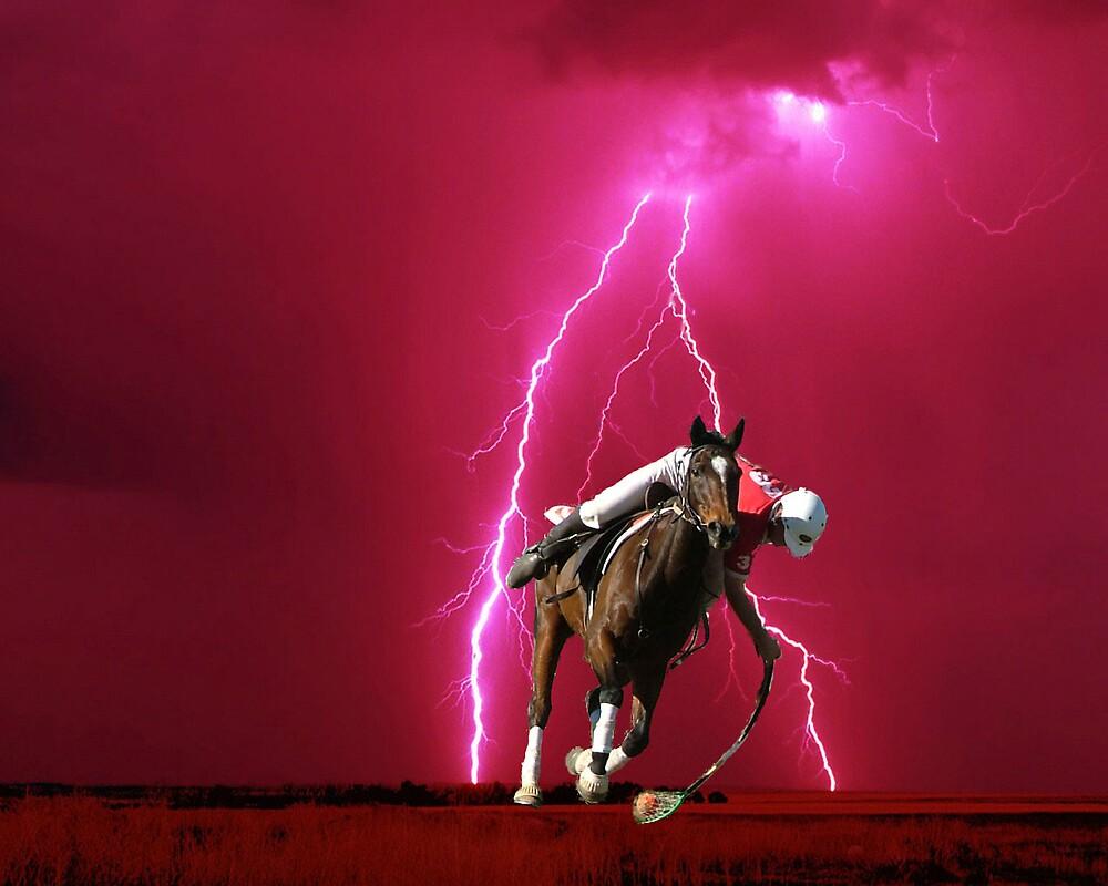 rolling hooves of thunder   by shanus