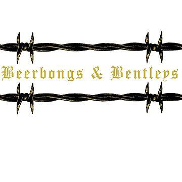 Beerbongs & Bentleys by mizja