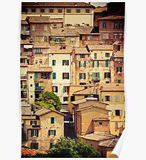 Beautiful Tuscany Poster