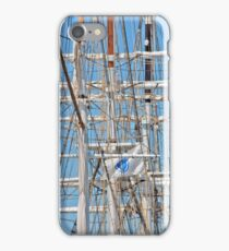 Spars And Masts iPhone Case/Skin