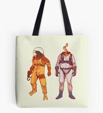 Earthworm Jim & Psycrow Tote Bag