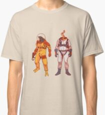 Earthworm Jim & Psycrow Classic T-Shirt