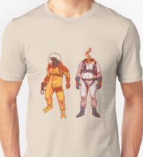 Earthworm Jim & Psycrow T-Shirt