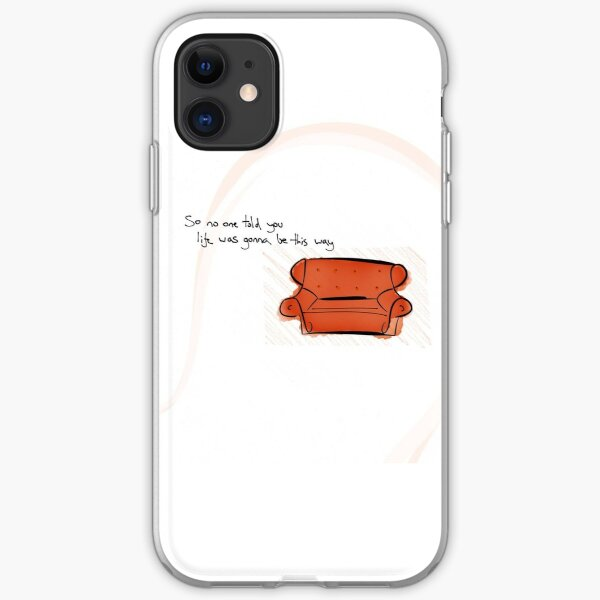 I'll Be There For You | The Rembrandts iPhone Soft Case