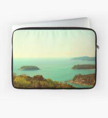 Ocean landscape Laptop Sleeve