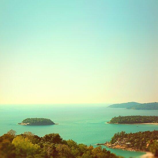 Ocean landscape by SIR13