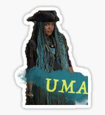 Uma - Descendants 2 Sticker