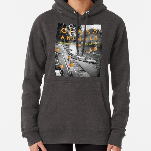 GLASS ANIMALS OXFORD PUNTERS Pullover Hoodie