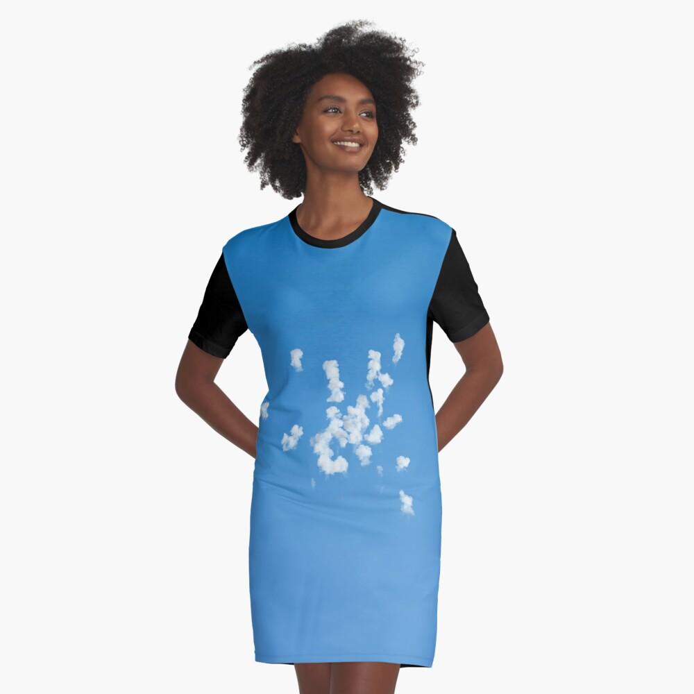 Explotijo (Wenn die Wolken boomen!) T-Shirt Kleid