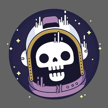 Cosmonaut by ashleyrbrinkman
