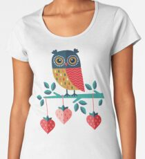 Owl Always Love You Women's Premium T-Shirt