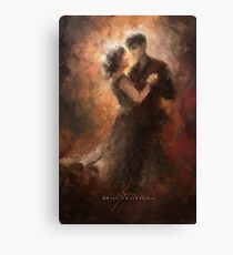 The Dance. Canvas Print