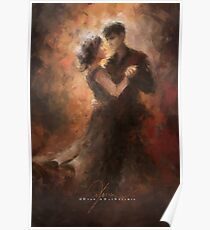 The Dance. Poster