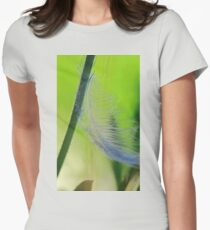 Feather caught in the wind T-Shirt
