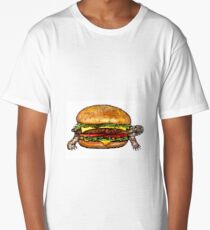 BLT (Bacon, Lettuce, Turtle) Long T-Shirt