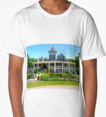 The Mansion at Magnolia Plantation Long T-Shirt