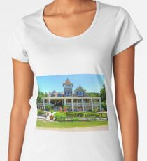The Mansion at Magnolia Plantation Women's Premium T-Shirt