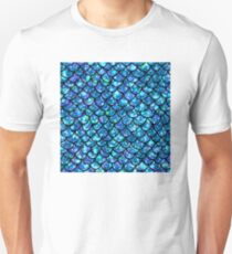 Magical Sparkly Mermaid Scales T-Shirt