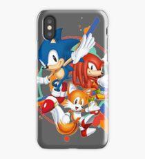 Sonic Mania iPhone Case/Skin