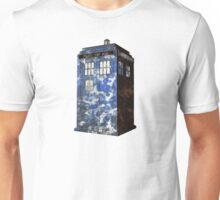 Dr Who Police Box T-Shirt Unisex T-Shirt