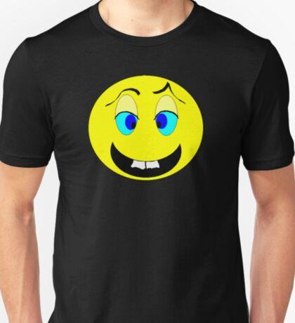 Happy Face? T-Shirt