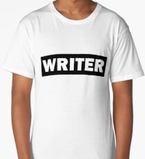 Writer Long T-Shirt