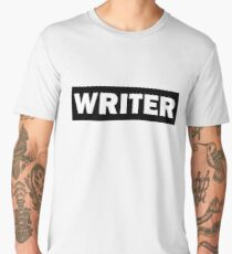 Writer Men's Premium T-Shirt