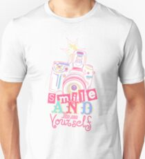 Smile and be Yourself T-Shirt