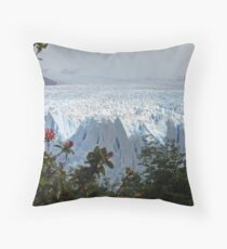 Perito Moreno Glacier, Calafate - Argentina Throw Pillow