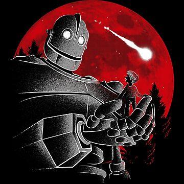 My Iron Friend by RiverartDesign
