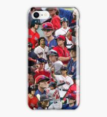 andrew benintendi collage iPhone Case/Skin