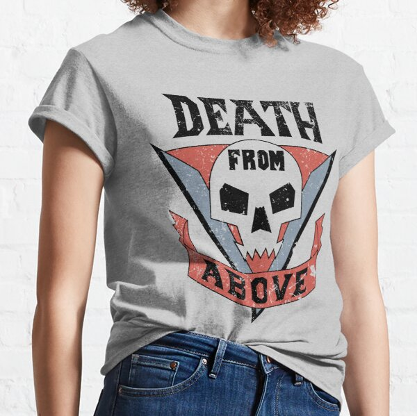 Starship Troopers - Death From Above Classic T-Shirt