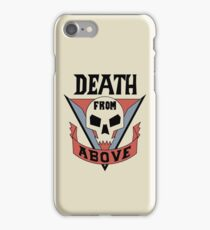 Starship Troopers - Death From Above iPhone Case/Skin