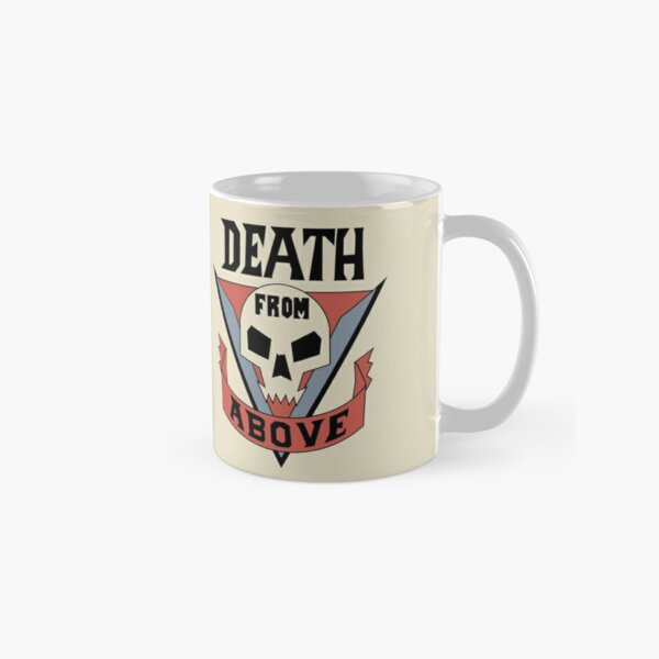 Starship Troopers - Death From Above Classic Mug