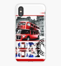 London Bus iPhone Case/Skin