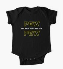 The Pew Pew Menace Kids Clothes