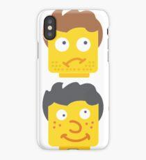 Emoji Lego Toy iPhone Case/Skin