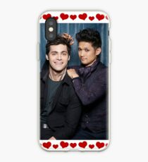 Malec Hearts Photobooth iPhone Case