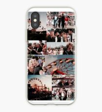 grease collage iPhone Case