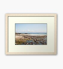Mellon Udrigle Beach Framed Print