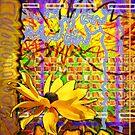 Flower Visits Art Gallery by melasdesign