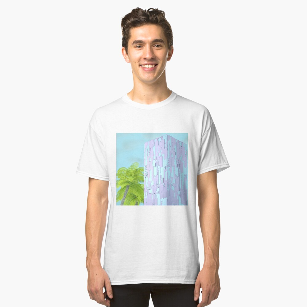 Paradise Classic T-Shirt Front