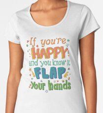 Happy Flappy Women's Premium T-Shirt