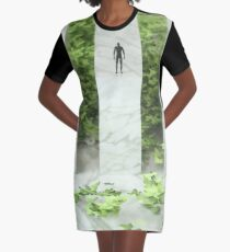 Ivy Graphic T-Shirt Dress