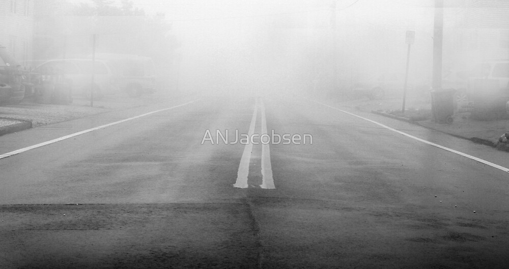 Morning mist by ANJacobsen
