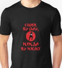 Coder Day Ninja Night  T-Shirt