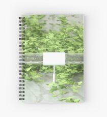 Ivy 2 Spiral Notebook